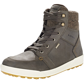 Lowa Molveno GTX Mid Cold Weather Boots Men darkbrown/bronze